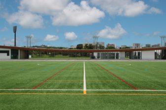 沖縄県総合運動公園蹴球場