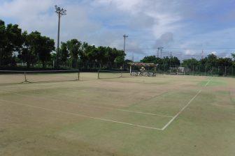 海邦公園テニスコート