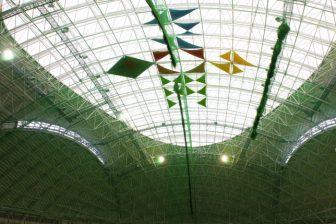 Kariyushi Hotels Ball Park Ginoza Dome ( inside of Ginoza General Sports Park )