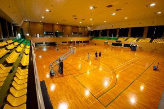 Uruma City Ishikawa Gymnasium
