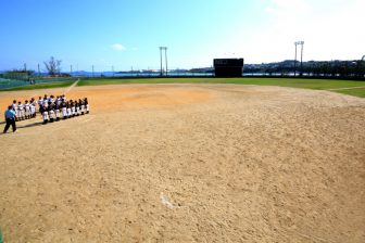 Enagic Stadium Ishikawa ( Ishikawa Baseball Field, Uruma City )