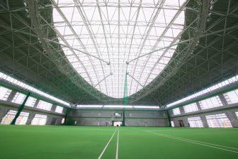 Kumejima Hotaru Dome (inside of Kumejima General Sports Park)