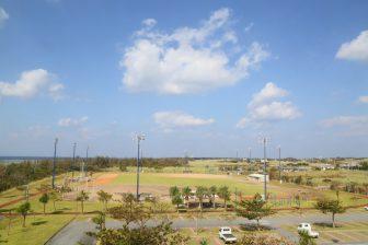 Kumejima Multipurpose Ground (inside of Kumejima General Sports Park)