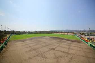 Nakazato Baseball Ground (inside of Nakazato General Sports Park)