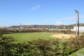 Boys Baseball Field (inside of Yoshi no Ura Park)