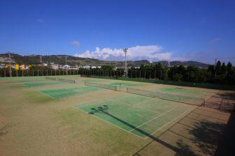 吉の浦テニスコート(吉の浦公園内)