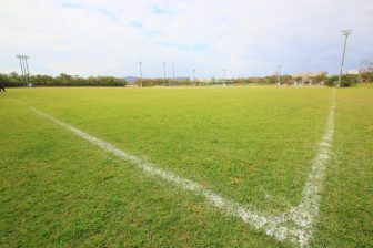 Soccer Field (inside of Okinawa Comprehensive Athletic Park)