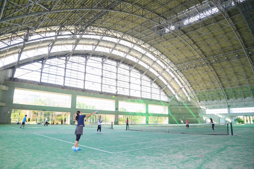 レクリエーションドーム(沖縄県総合運動公園内)