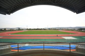 Kogane Forest Park Athletic Field