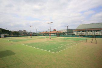 Kogane Forest Park Tennis Court