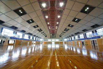 Motobu Town Gymnasium