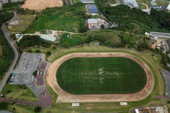 Gushikami Sports Park Athletic Field