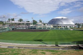 Kariyushi Hotels Ballpark Ginoza ( Ginoza Village Baseball Field )