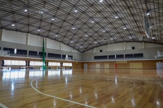 Gymnasium in National Okinawa Youth Friendship Center