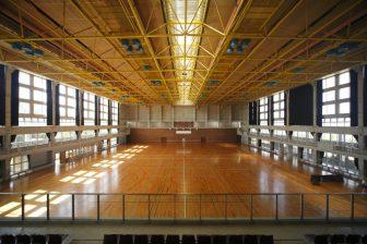 Kochinda Sports Park Gymnasium
