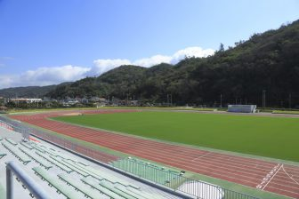 Kunigami Athletic Field in Kuina Eco & Spo Park