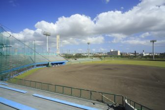 Itoman City Nishizaki Baseball Field (inside of Nishizaki Athletic Park)