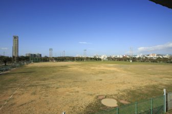 糸満市西崎多目的広場