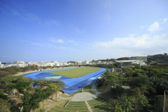 ANA Field Urasoe ( Urasoe City Athletic Field )