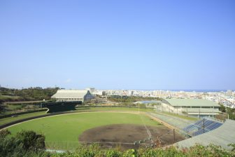 ANA Ball Park Urasoe ( Urasoe Civic Ball Park )