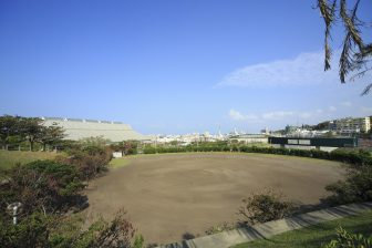 ANA Tedako Subground ( Urasoe City Multipurpose Outdoor Sports Ground )