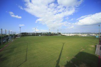 東風平運動公園サッカー場