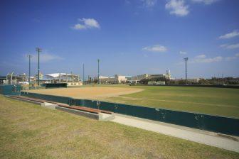 Kadena Town Softball Field (inside of Kadena Town Kaneku Seaside Park)