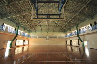 Kadena Town Kaneku Gymnasium (inside of Kadena Town Kaneku Seaside Park)