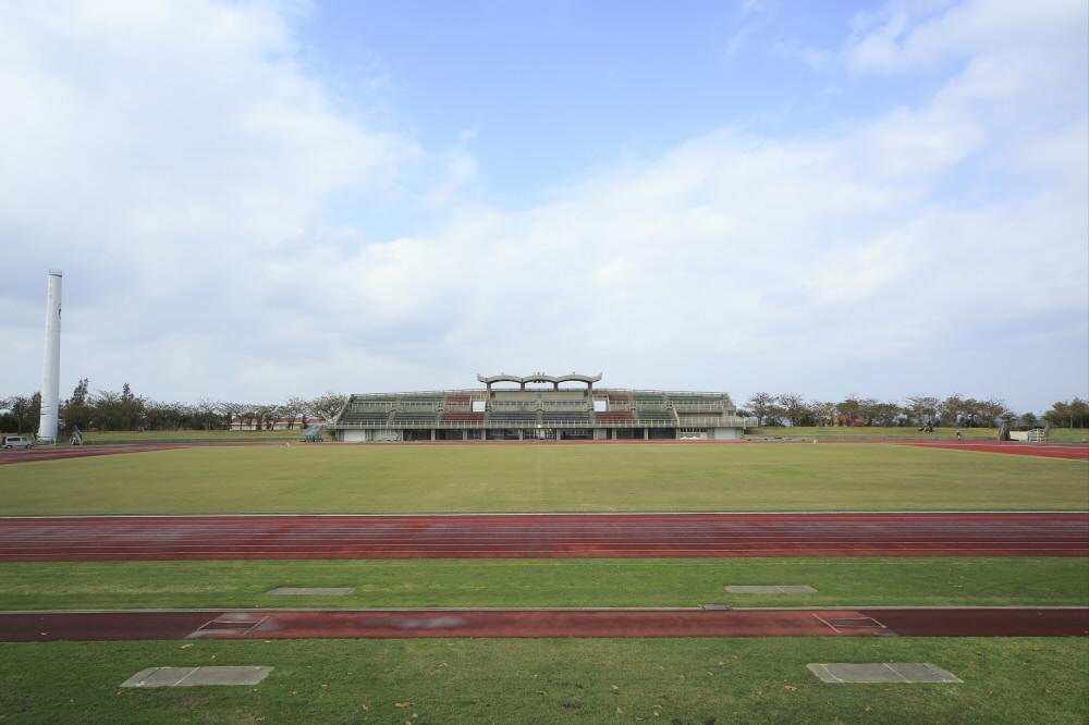 北谷公園陸上競技場