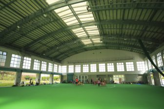 Okinawa City Multipurpose Sports Gymnasium ( inside of Okinawa City KOZA Sports Park )