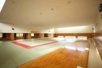 Okinawa City Budokan ( inside of Okinawa City KOZA Sports Park )