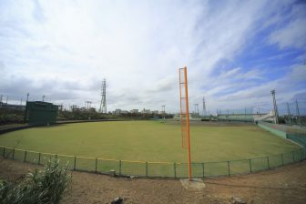 Uruma City Gushikawa Baseball Field ( inside of Uruma City Gushikawa General Sports Park )