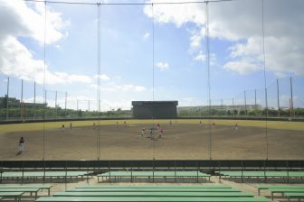 Ishigaki Central Sports Park Baseball Field