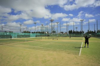 Ishigaki Central Sports Park Tennis Court