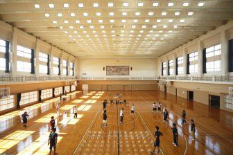 金武町立体育館