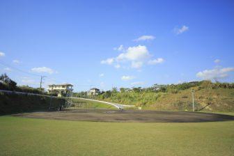 金武町ベースボールスタジアムサブグラウンド