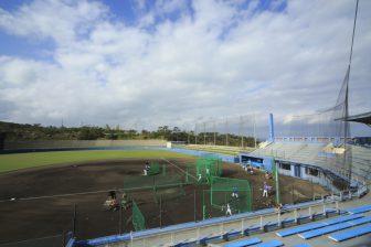Onna Akama Ball Park (inside of Akama General Sports Park)