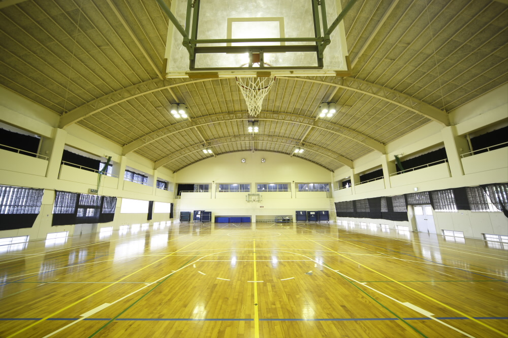 読谷村体育センター