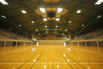 Ginowan City Gymnasium (inside of Ginowan Seaside Park)