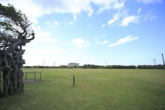 Multipurpose Ground at Ginowan Seaside Park