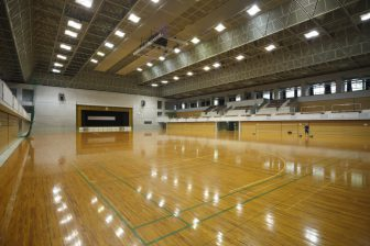 Naha City Gymnasium