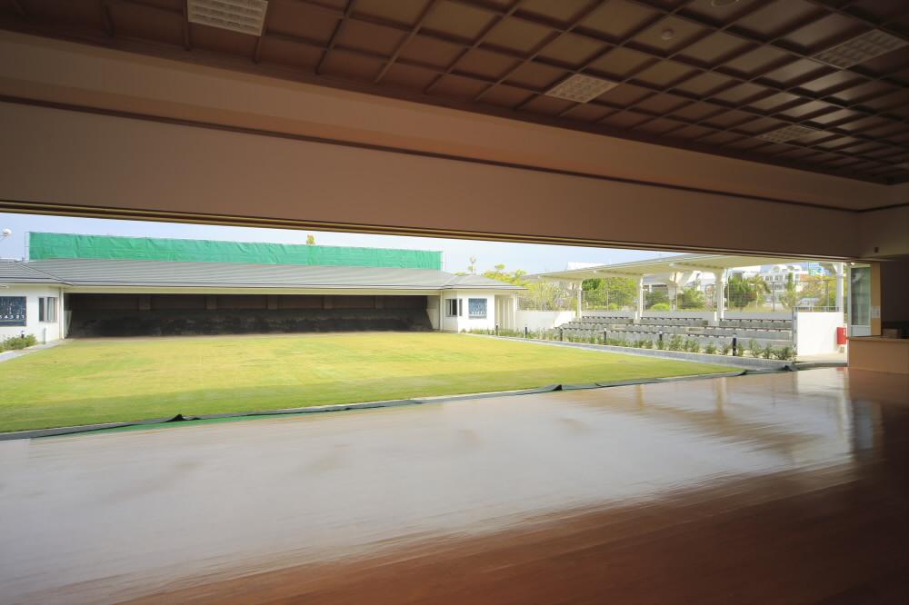 奥武山弓道場(奥武山公園内)