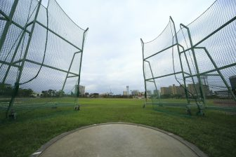Athletic Field (inside of Ohnoyama Park)