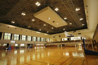 Nanjo City Tamagusuku General Gymnasium