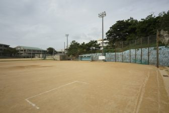 Nanjo City Tamagusuku Baseball Ground