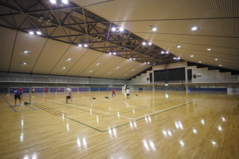 ANA Areana Urasoe (inside of ANA Sports Park Urasoe)