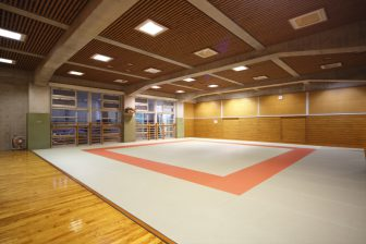 Urasoe City Budojo (inside of ANA Sports Park Urasoe)