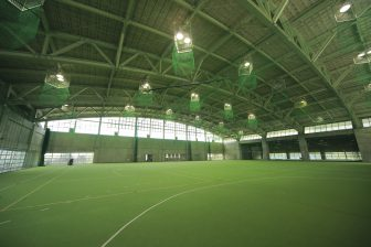 ANA Sports Hall Tedako ( Urasoe City Multipurpose Indoor Sports Ground )