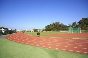 Nago City Athletic Field