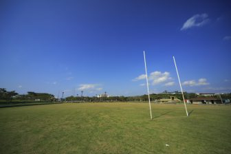 The 1st Multipurpose Field in 21st Century Forest Park